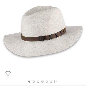 Pistil Soho Wool Felt Wide Brim Hat